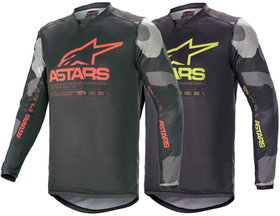 Maillot cross Enfant Alpinestars Racer Tactical 2021