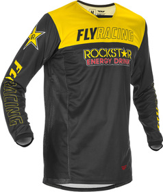 Maillot cross Fly Kinetic Rockstar 2021