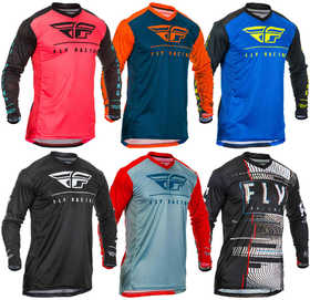 Maillot cross Fly Lite Hydrogen 2020