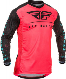 Maillot cross Fly Lite Hydrogen Corail 2020