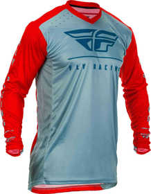 Maillot cross Fly Lite Hydrogen Rouge 2020