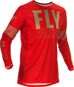 Maillot cross Fly Lite Hydrogen Rouge 2021