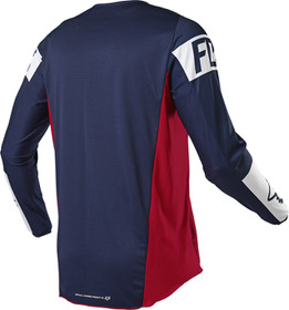 Maillot cross Fox 180 Honda 2021 Dos