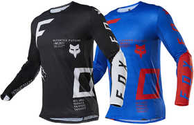 Maillot cross Fox Flexair Rigz 2021