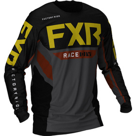 Maillot cross FXR Podium Off-Road Gold 2021