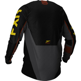 Maillot cross FXR Podium Off-Road Gold 2021 Dos