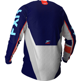 Maillot cross FXR Podium Off-Road Gris 2021 Dos