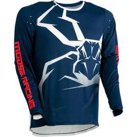 Maillot cross Moose Racing Agroid Navy 2021