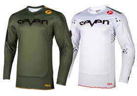 Maillot cross Seven Rival Trooper 19.2