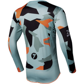 Maillot cross Seven Rival Trooper 2 Paste 2020 Dos