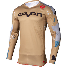 Maillot cross Seven Rival Trooper 2 Sand 2020