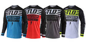 Maillot cross Troy Lee Designs GP Air Bolt 2019