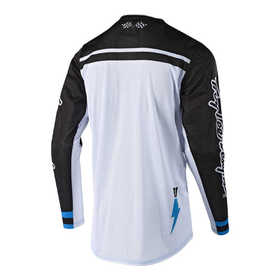 Maillot cross Troy Lee Designs GP Air Bolt Bleu 2019 Dos