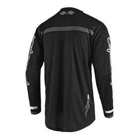 Maillot cross Troy Lee Designs GP Air Bolt Noir 2019 Dos