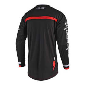 Maillot cross Troy Lee Designs GP Air Bolt Rouge 2019 Dos