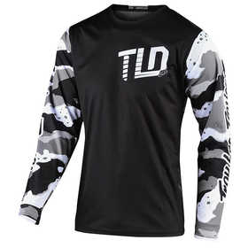 Maillot cross Troy Lee Designs GP Camo 2020