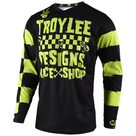 Maillot cross Troy Lee Designs GP Raceshop 5000 2020