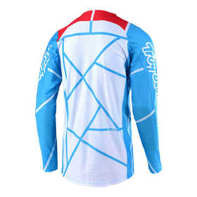 Maillot cross Troy Lee Designs SE Air Metric 2019 Dos