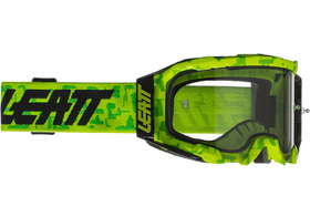 Masque cross Leatt Velocity 5.5 Neon Lime 2021