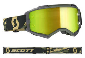 Masque cross Scott Fury Camo-Kaki 2020