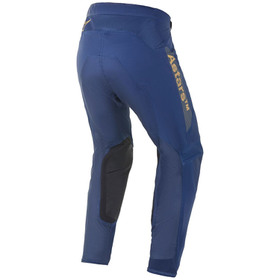 Pantalon cross Alpinestars Supertech Foster Navy 2021 Dos
