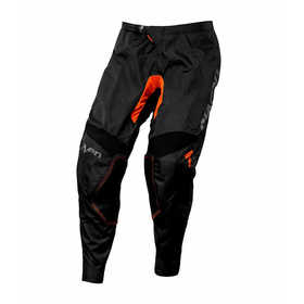 Pantalon cross Enfant Seven Annex Volt Orange Fluo 2018