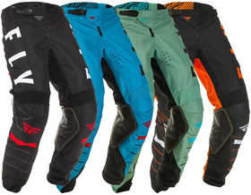 Pantalon cross Fly Kinetic K120 2020