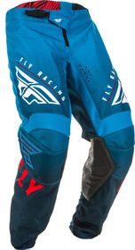 Pantalon cross Fly Kinetic K220 Bleu 2020