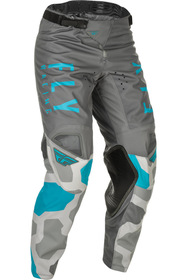 Pantalon cross Fly Kinetic K221 Gris 2021