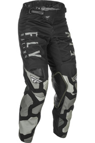 Pantalon cross Fly Kinetic K221 Noir 2021