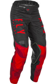 Pantalon cross Fly Kinetic K221 Rouge 2021