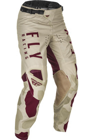 Pantalon cross Fly Kinetic K221 Stone 2021