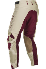 Pantalon cross Fly Kinetic K221 Stone 2021 Dos