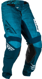 Pantalon cross Fly Kinetic Mesh Noiz Bleu 2020