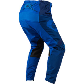 Pantalon cross O'Neal Element Racewear Bleu 2021 Dos