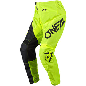 Pantalon cross O'Neal Element Racewear Jaune Fluo 2021