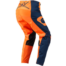 Pantalon cross O'Neal Element Racewear Orange 2021 Dos