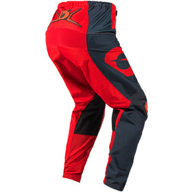 Pantalon cross O'Neal Element Racewear Rouge 2021 Dos