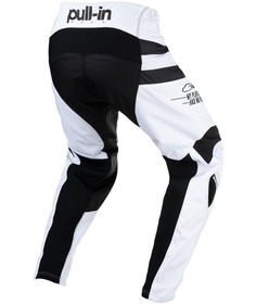 Pantalon cross Pull-In Challenger Original White 2021 Dos