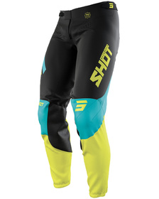 Pantalon cross Shot Aerolite Airflow Lime 2021