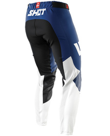 Pantalon cross Shot Aerolite Airflow Navy 2021 Dos