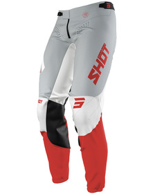 Pantalon cross Shot Aerolite Airflow Red 2021