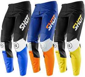 Pantalon cross Shot Contact Spirit 2021