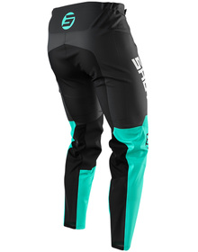Pantalon cross Shot Devo Storm Green 2021 Dos