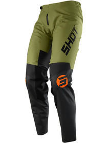 Pantalon cross Shot Devo Storm Kaki 2021