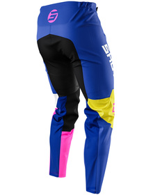 Pantalon cross Shot Devo Storm Navy 2021 Dos