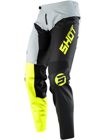 Pantalon cross Shot Devo Storm Neon Yellow 2021