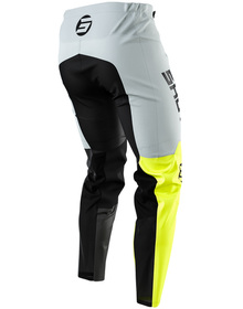 Pantalon cross Shot Devo Storm Neon Yellow 2021 Dos