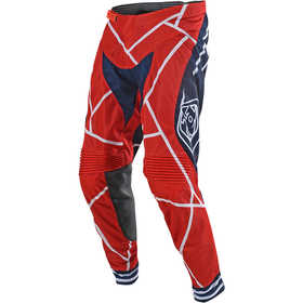 Pantalon cross Troy Lee Designs SE Air Metric Rouge