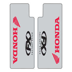 Stickers de fourche Honda Factory Effex